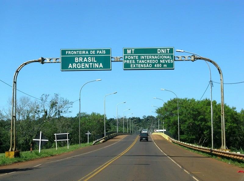 Como chegar em Buenos Aires de carro