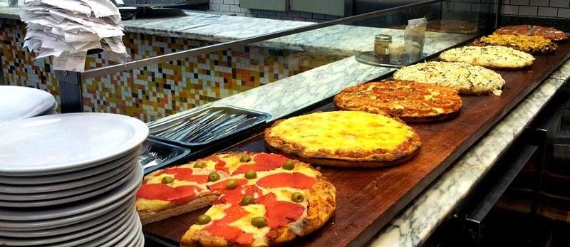 Pizzas em Buenos Aires
