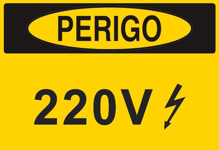 Voltagem usada na Argentina