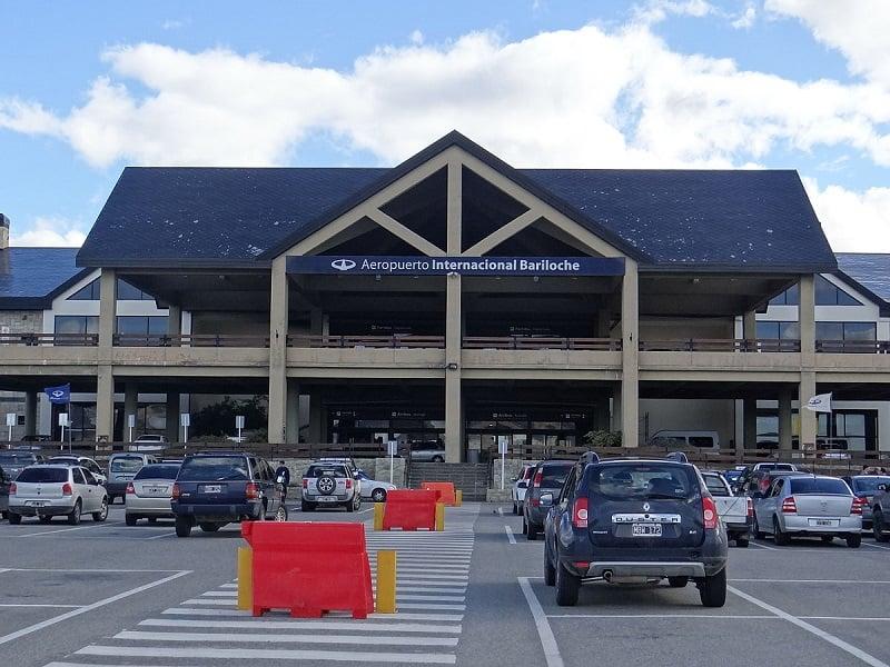 Aeroporto em Bariloche