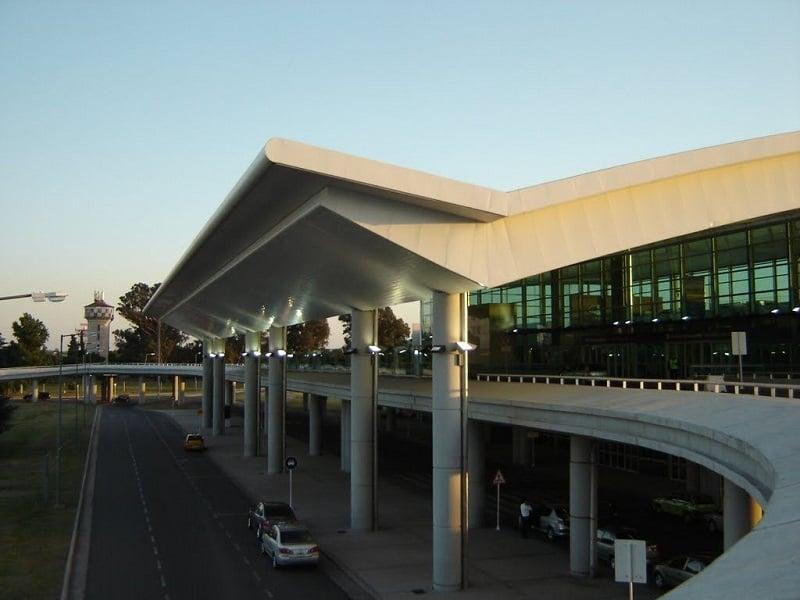 Aeroporto em Córdoba