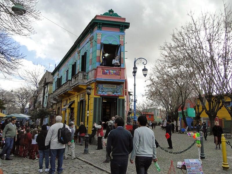 Mês de julho em Buenos Aires