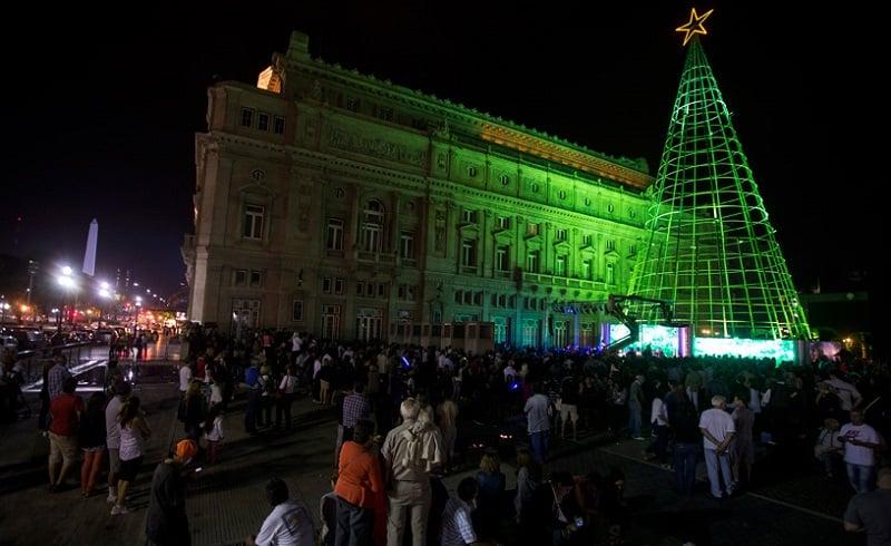 Natal em Buenos Aires