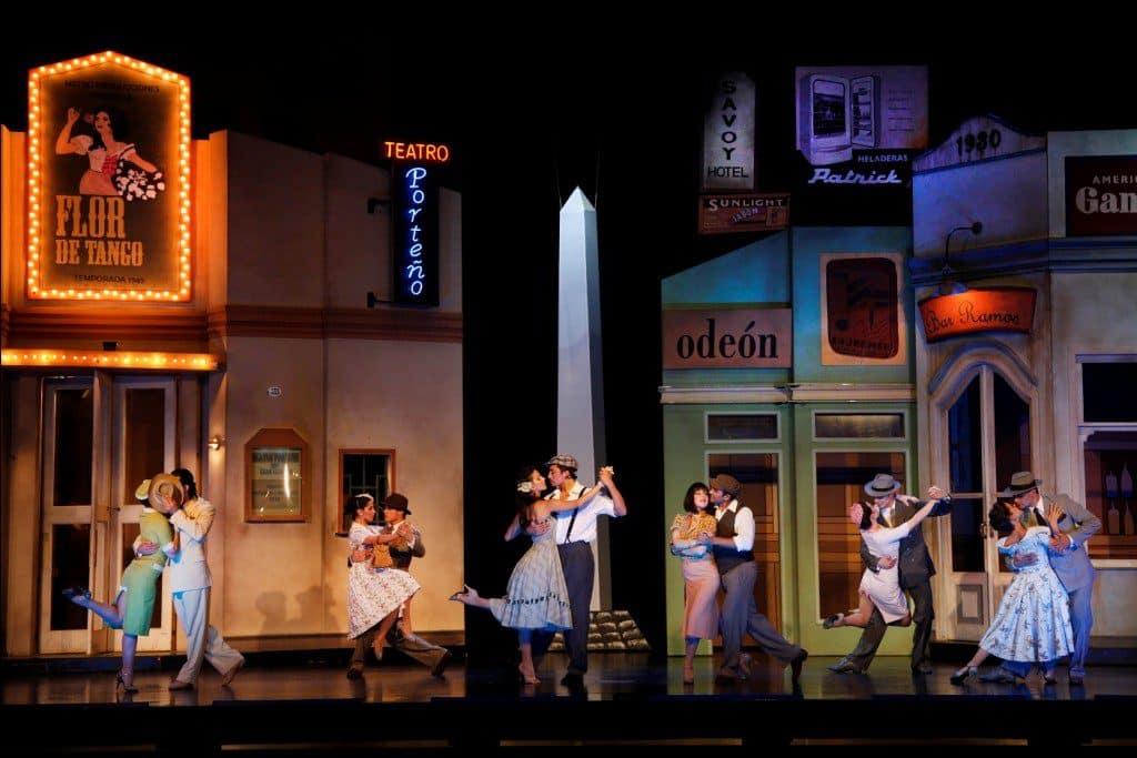 Show de tango no ano novo em Buenos Aires