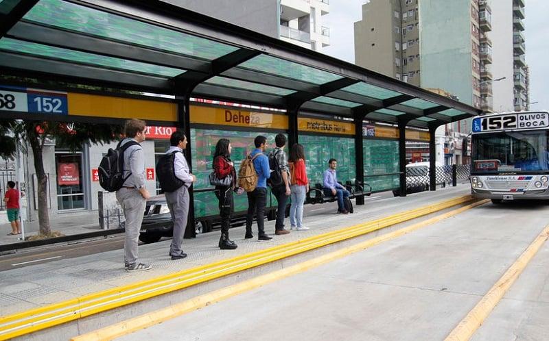 Transporte para deficientes físicos em Buenos Aires