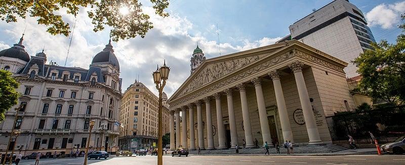 Passeios gratuitos em Buenos Aires: Catedral Metropolitana de Buenos Aires