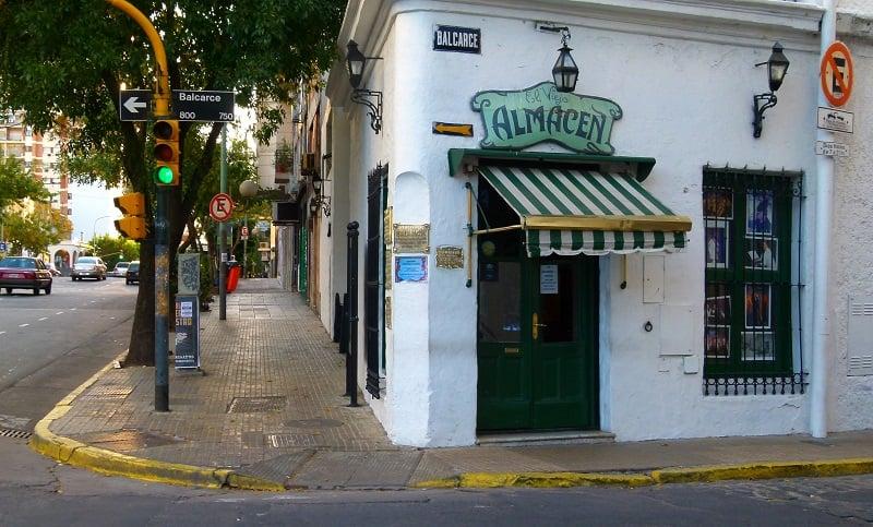 El Viejo Almacén em Buenos Aires