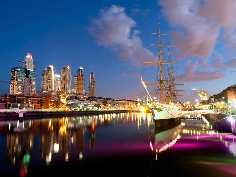 Passeios gratuitos em Buenos Aires: Puerto Madero