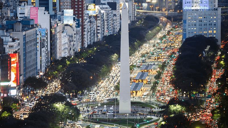 Como andar de carro em Buenos Aires
