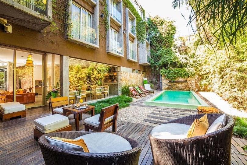 Os melhores hotéis no centro turístico da capital argentina