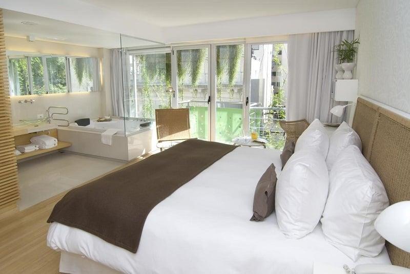 Hotéis no centro turístico de Buenos Aires: CasaCalma Hotel