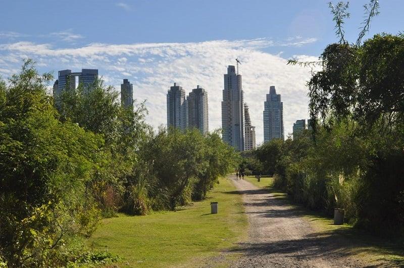 Reserva Ecológica Costanera Sur em Buenos Aires