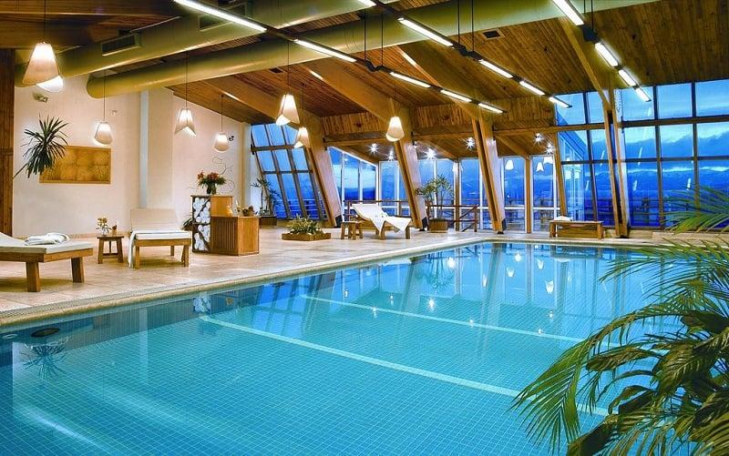 Hotéis de luxo em Bariloche