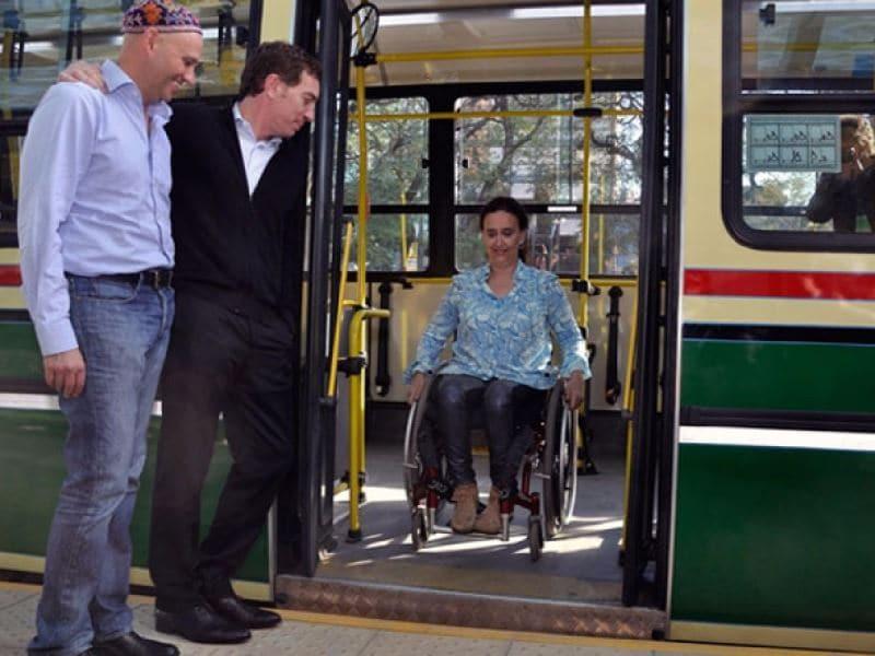 Deficientes físicos em Córdoba