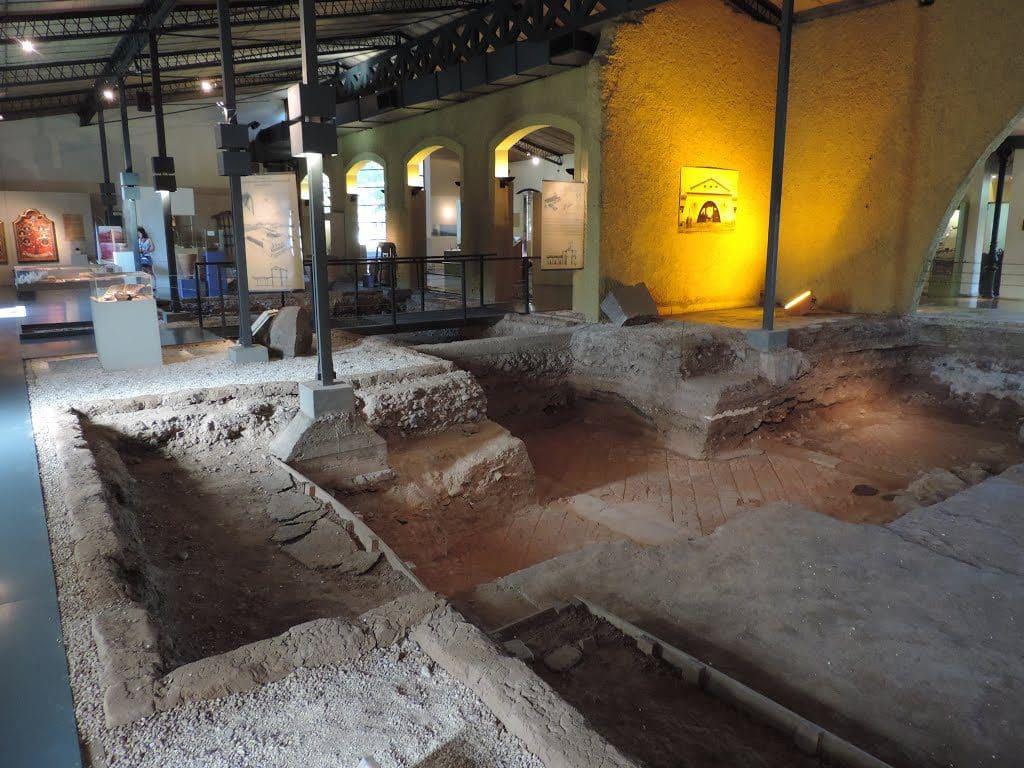 Museu da Área Fundacional em Mendoza, Argentina