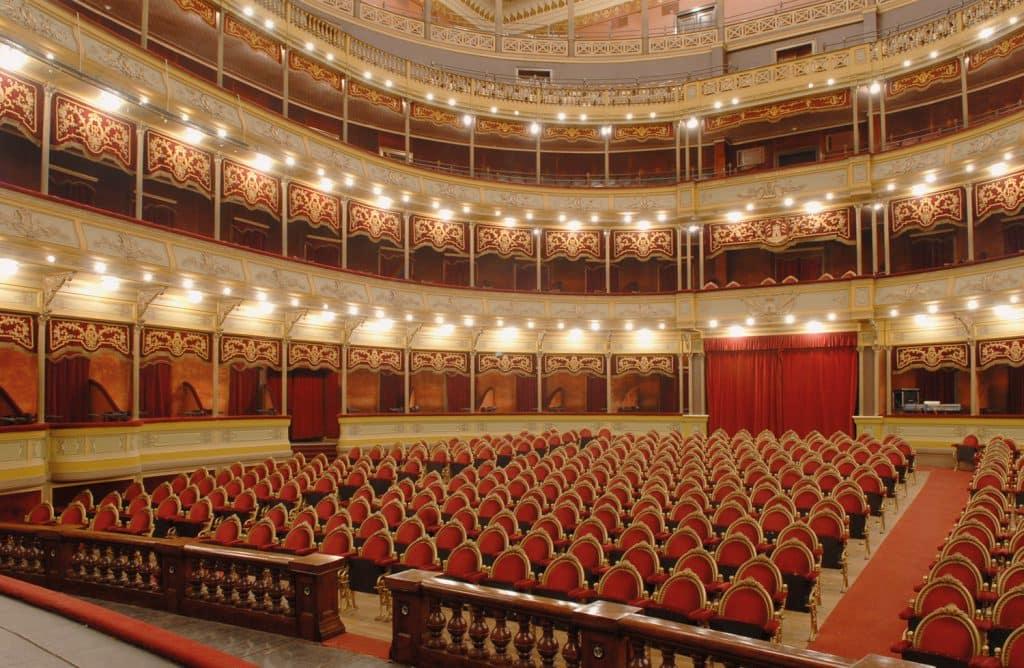Roteiro de 6 dias em Córdoba: Teatro Teatro del Libertador San Martin em Córdoba, Argentina