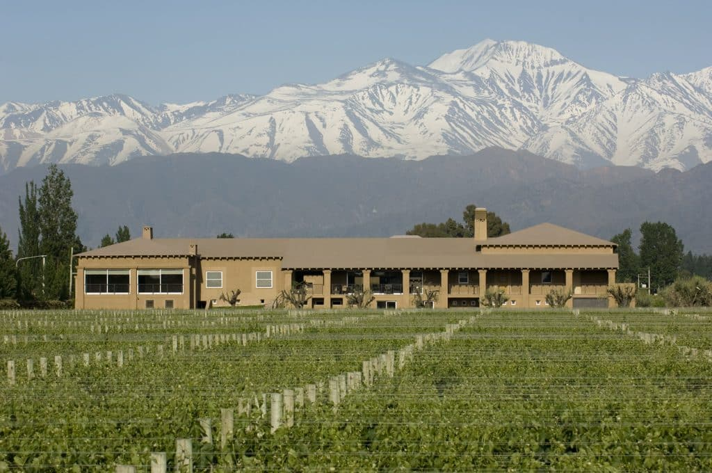 Vinícolas em Mendoza