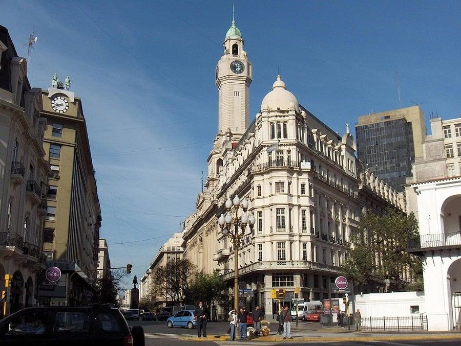 Diagonal Sur - Buenos Aires