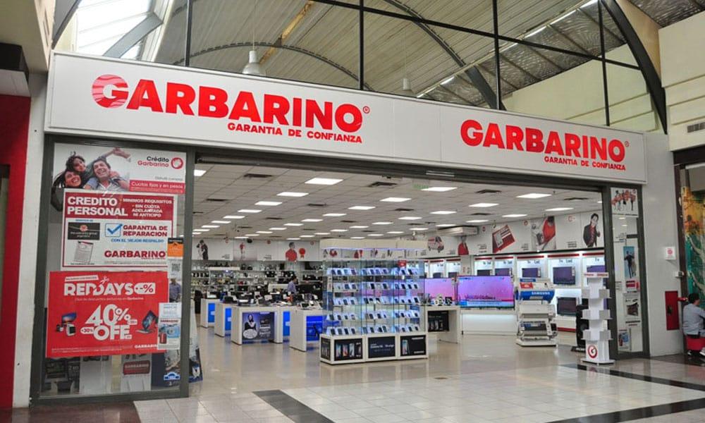 Onde comprar eletrônicos em Bariloche: loja Garbarino