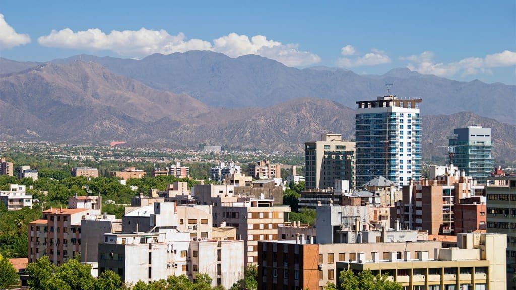 Pontos turísticos em Mendoza, Argentina