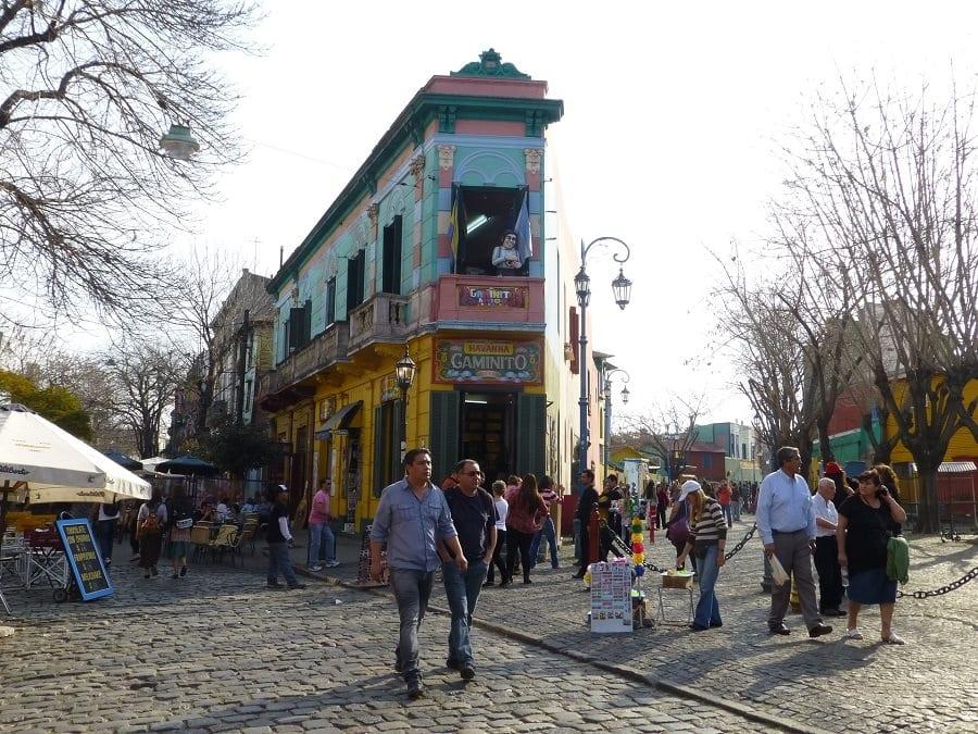 La Boca, Caminito - Buenos Aires