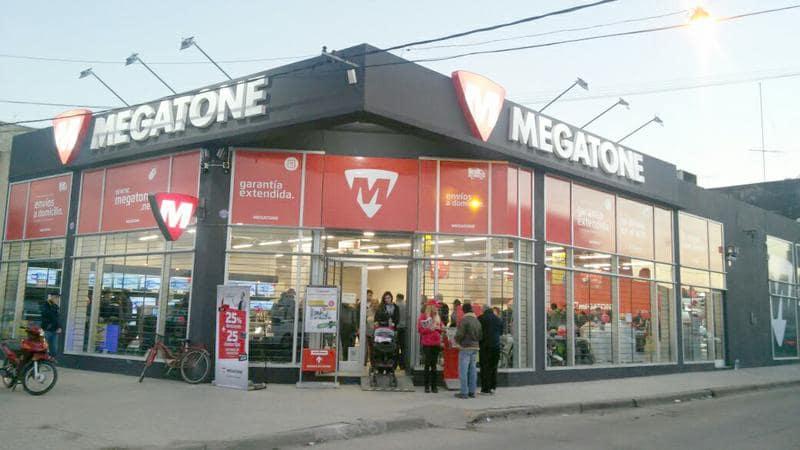 Loja Megatone em Córdoba na Argentina