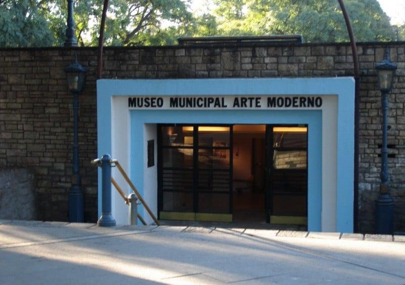 Museo Municipal Arte Moderno em Mendoza, Argentina