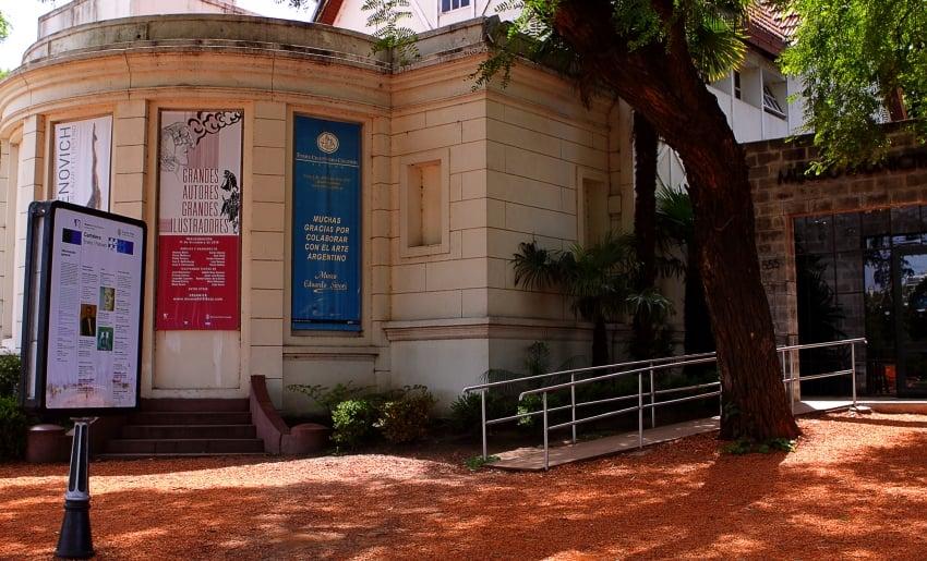 Museo de Arte Moderna e Museo de Artes Plasticas Eduardo Sívori