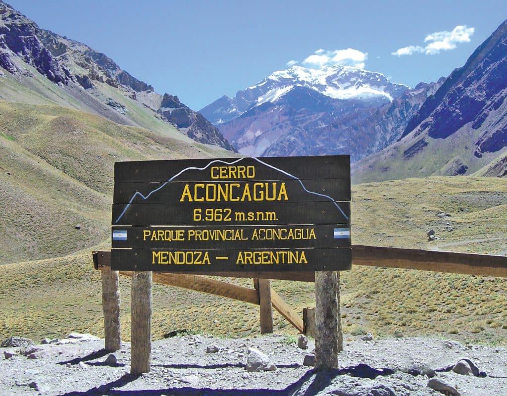 Monumento Cerro de la Gloria em Mendoza