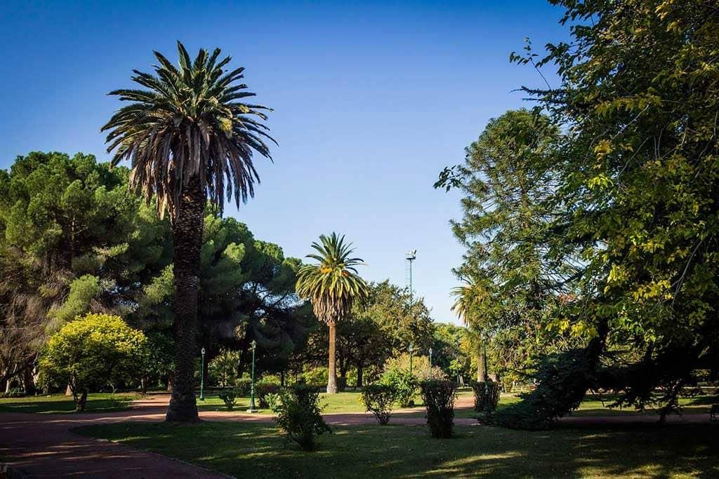 Parque General San Martín em Mendoza