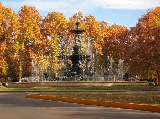 Roteiro de 4 dias em Mendoza: Parque General San Martín em Mendoza na Argentina