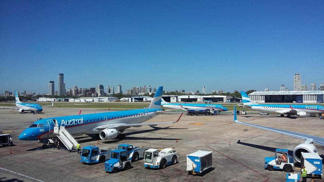 Como ir do aeroporto de Mendoza até o centro