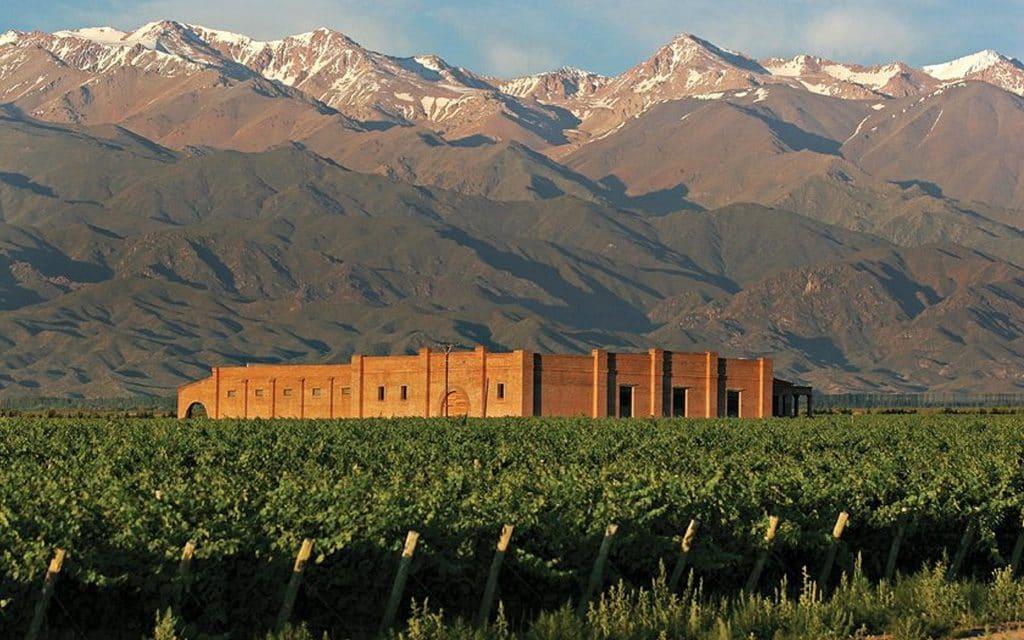 Bodega em Mendoza