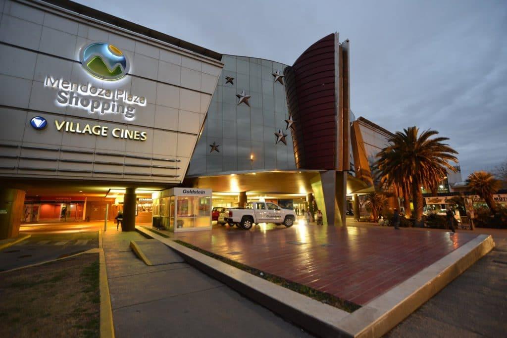 Mendoza Plaza Shopping em Mendoza, Argentina