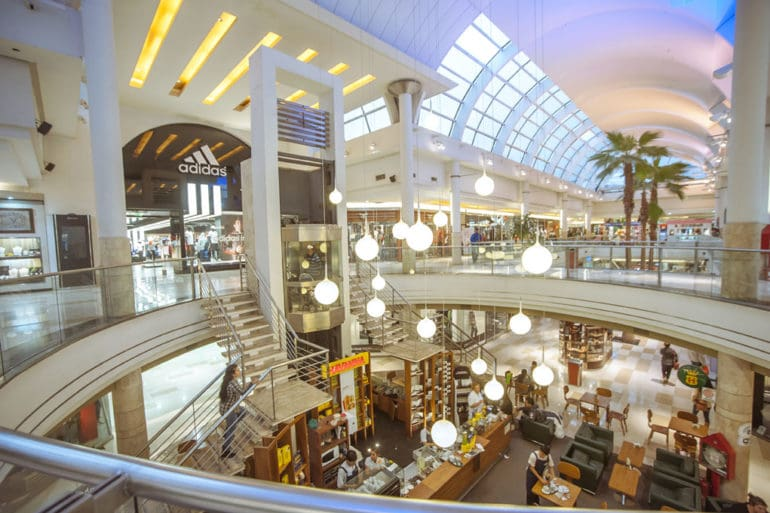 Shoppings em Mendoza na Argentina