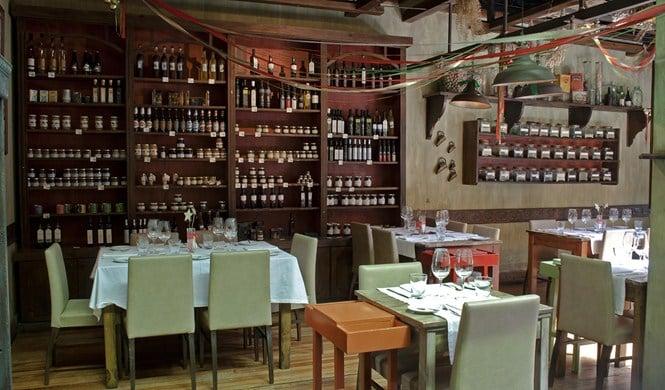 Restaurante Azafran em Mendoza, Argentina