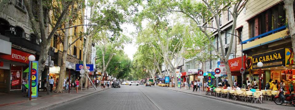 Compras em Mendoza