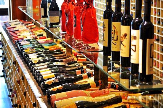 Loja Sol y Vino em Mendoza, Argentina