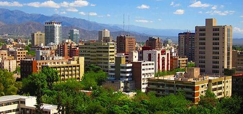Verão em Mendoza, na Argentina