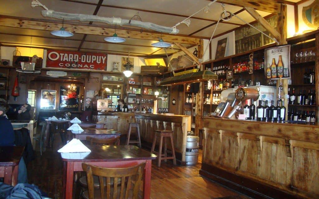 Restaurante Almacén de Ramos Generales em Ushuaia