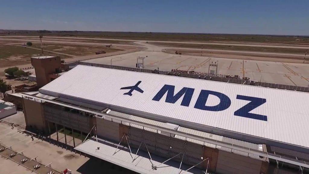 Quanto custa uma passagem aérea para Mendoza: Aeroporto Internacional de Mendoza