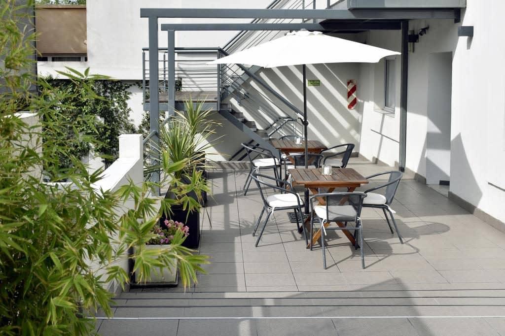 Abril Hotel Boutique em Mendoza