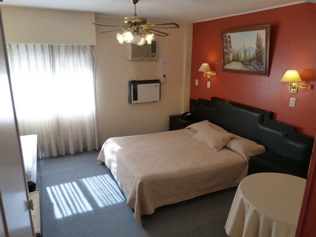 Hotéis no centro turístico de Mendoza