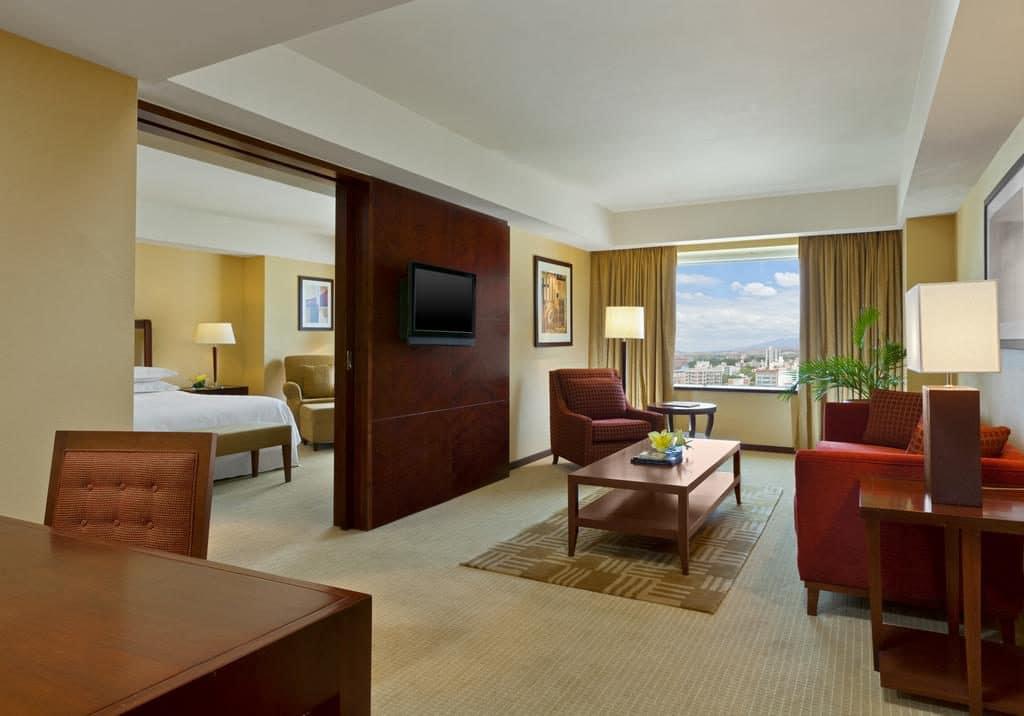 Sheraton Hotel em Mendoza
