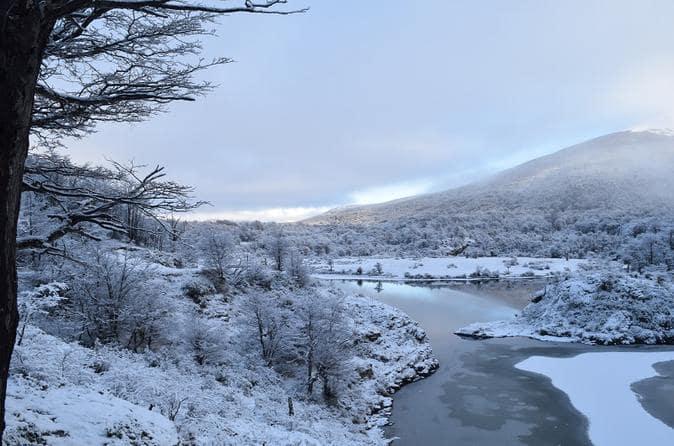 Clima em Ushuaia