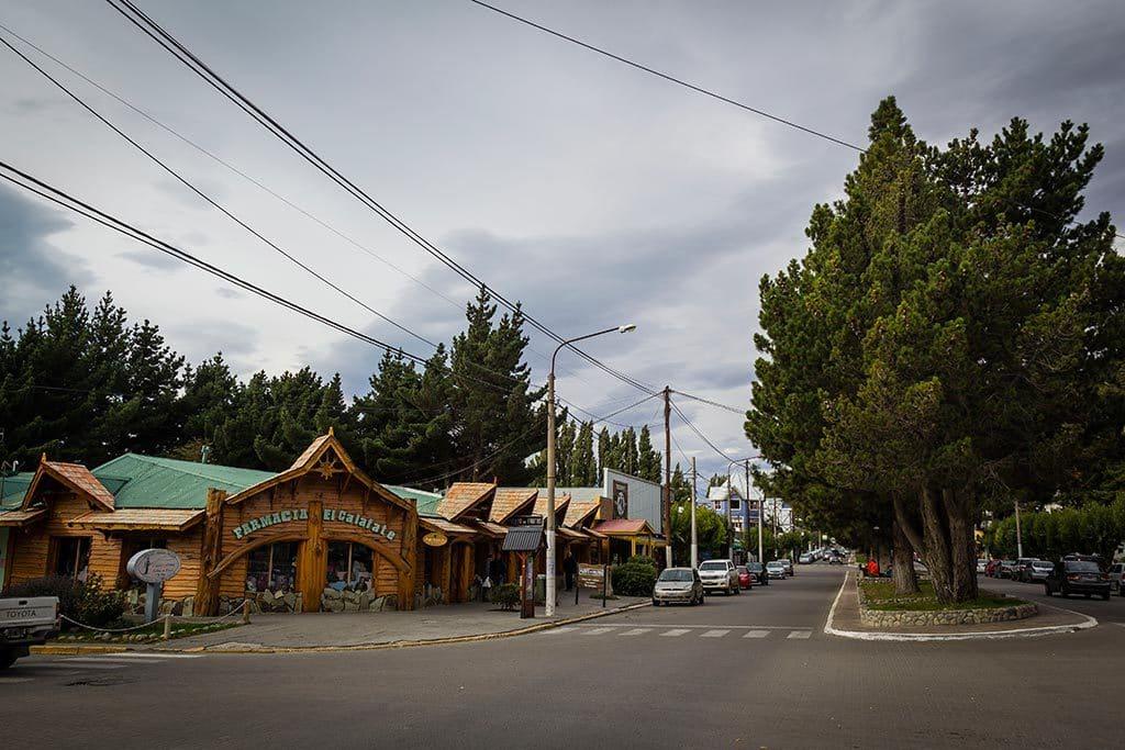 Centro de El Calafate