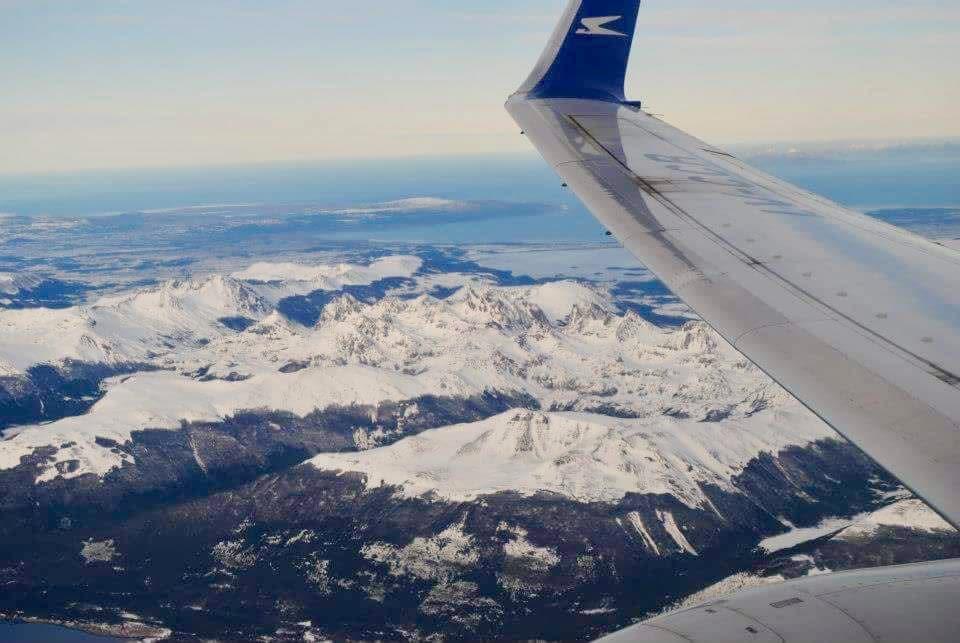 Quanto custa uma passagem aérea para Ushuaia