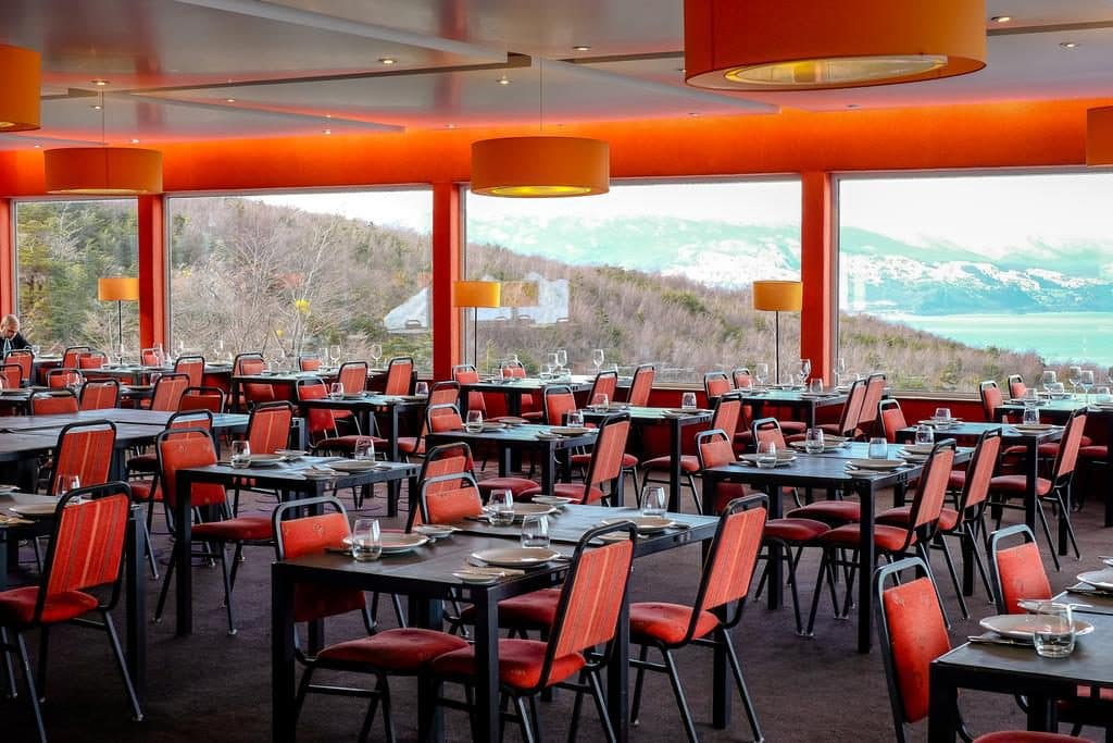 Restaurante do Los Acebos Ushuaia Hotel