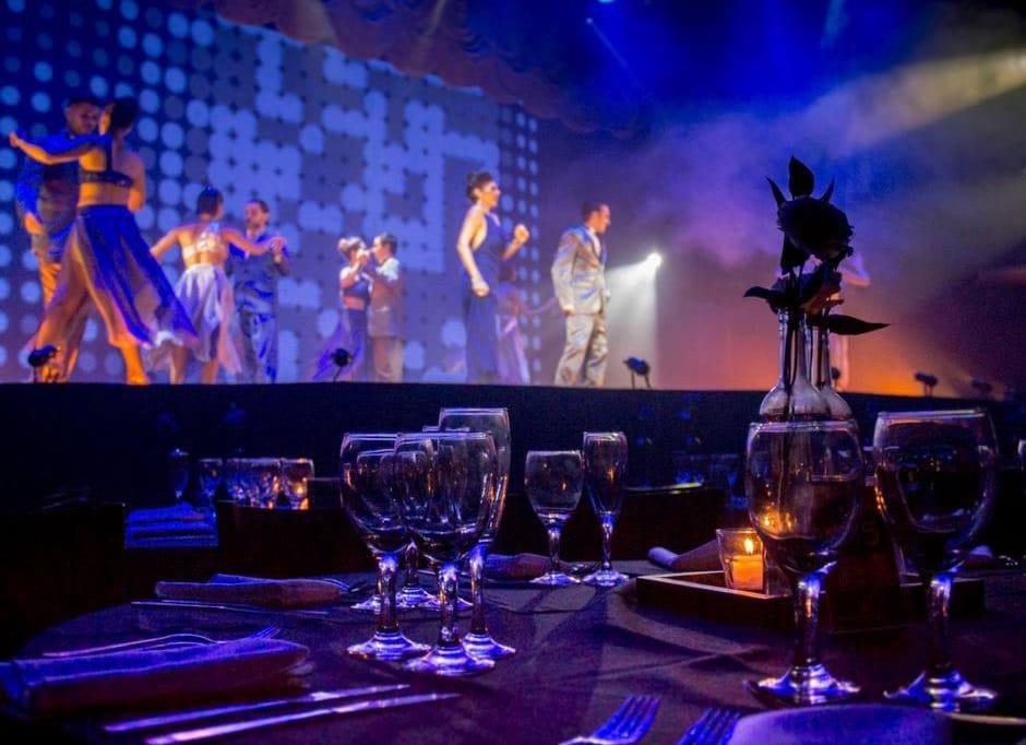 Ano Novo no Madero Tango em Buenos Aires