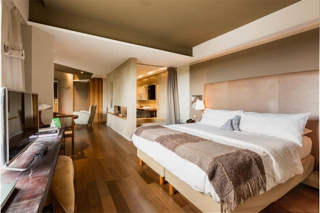 Hotéis de luxo em El Calafate